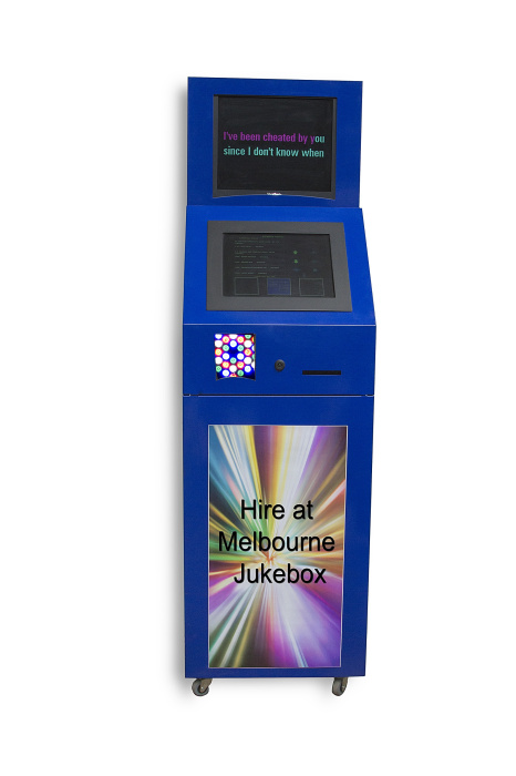 Digital Karaoke Jukebox