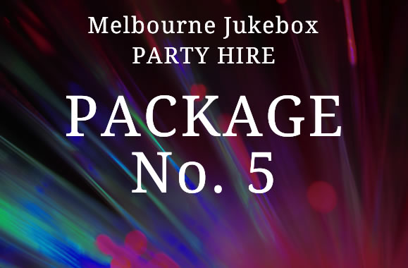 Party Hire Package 5