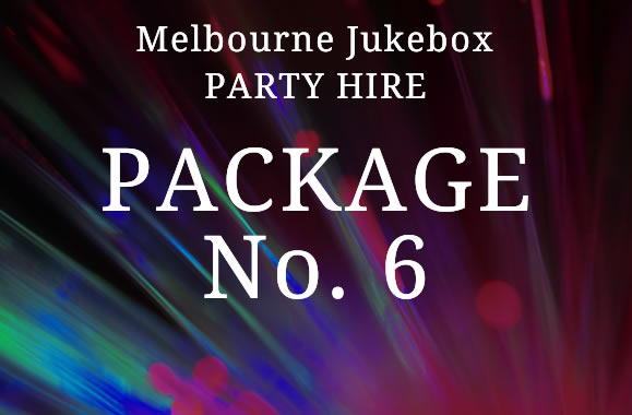 Party Hire Ultimate Package 6