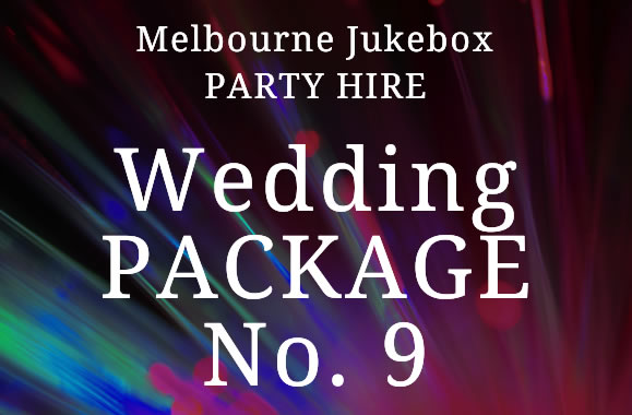 Wedding Party Hire Package 9